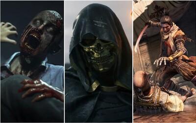 DmC 5 nebo remake Resident Evil 2: Největší herní pecky, které ukázaly senzační trailery na Tokyo Game Show 2018