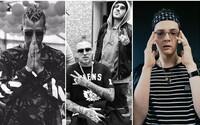 DMS, Majk Spirit, Supa aj Fobia Kid. Títo slovenskí interpreti vydajú v roku 2018 rapový album