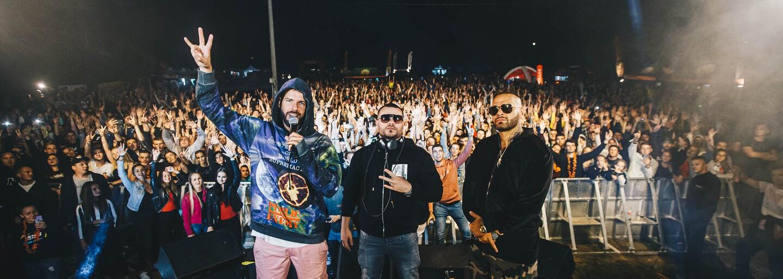 DMS zažili mosh pit ako futbalové ihrisko. Hip Hop Žije na Domaši prekonalo aj Bratislavu (Fotoreport)