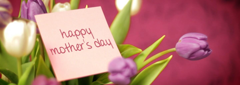 Dnes ďakujeme svojim mamičkám za to, že sú a starajú sa o nás. Nezabudni preto ani ty na tú svoju