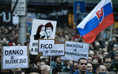 Dnes pokračujú protesty Za slušné Slovensko. Na vraždu novinára, jeho snúbenice a obrovské kauzy vlády verejnosť nezabúda