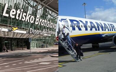 Dnes si môžeš letenky z Bratislavy kúpiť o 25 percent lacnejšie! Ryanair ponúka výlety po celej Európe len za pár eur