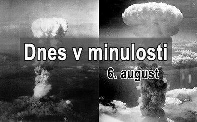 Dnes v minulosti: Americká atómová bomba zasiahla japonskú Hirošimu