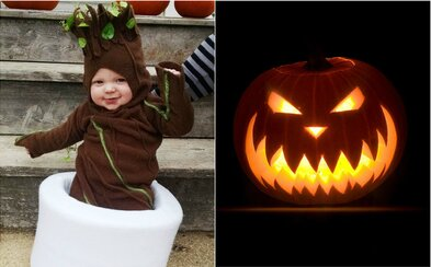 Dnes v minulosti - anglosaský sviatok Halloween, ktorý sa teší aj u nás rastúcej obľube
