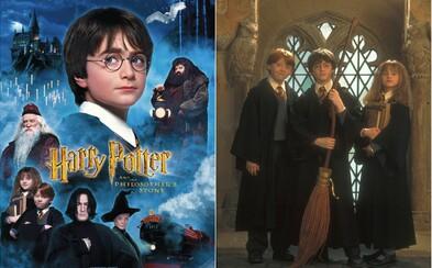 Dnes v minulosti - do kín sa dostáva prvý diel Harryho Pottera, Kameň mudrcov