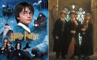 Dnes v minulosti - do kin se dostává první díl Harryho Pottera, Kámen mudrců