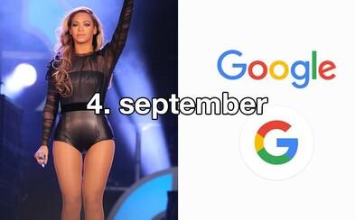 Dnes v minulosti - po zmene loga dnes Google oslavuje už 17 rokov a pripomíname si desaťročie mosta Apollo