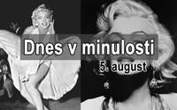 Dnes v minulosti: Svet opustila Marilyn Monroe a telegrafický kábel spojil Ameriku s Európou