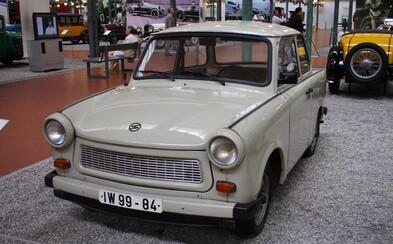 Dnes v minulosti - v NDR sa začína vyrábať Trabant