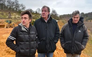 Dnes večer bude odvysielaná posledná časť Top Gearu v pôvodnom zložení, ktorou relácia zakončí 22. sériu
