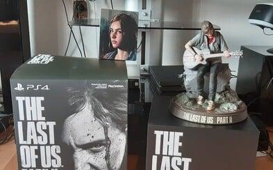 Dnes vychází nejlepší hra roku, The Last of Us: Part II. Co najdeš v Collector's Edition a proč by sis ji měl koupit?