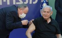 Do března naočkujeme celou dospělou populaci, tvrdí izraelský premiér