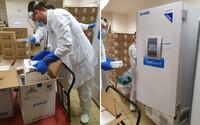 Do Česka dorazila vakcína proti koronaviru, očkování začne zítra
