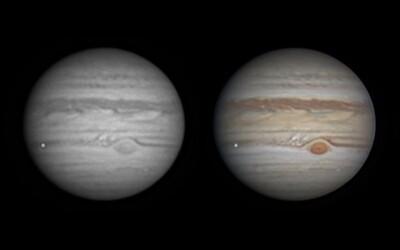 Do Jupitera naozaj narazil asteroid. Mal vážiť 450 ton