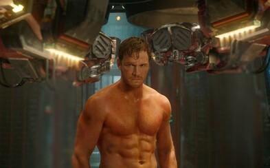 Do kin příjde nový sci-fi hit s Jennifer Lawrence a Chrisem Prattem