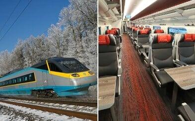 Do Košíc jazdí vlak s kinom či obrazovkami a cítiť sa v ňom budeš ako v lietadle. Vynovené Pendolino je klenot na našich železniciach