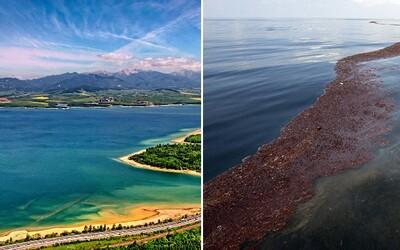 Do Liptovskej Mary sa vyliali tisíce litrov nafty. Slovensku hrozila ekologická katastrofa