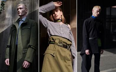Do predaja sa dostala spoločná kolekcia Footshopu a československej značky LAFORMELA, ktorú predstavili na Mercedes-Benz Prague Fashion Week