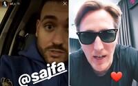 Do Sajfu sa pustil aj Pil C, udalosti komentuje Strapo či Selassie. Používanie smartfónu za volantom si nabudúce všetci rozmyslia