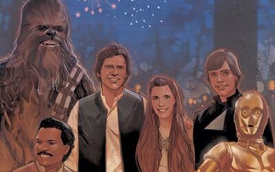Do Star Wars VIII sa vráti známa postava z The Force Awakens!