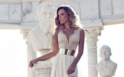 Do svadobných šiat od Julie Vino sa zamiluješ na prvý pohľad