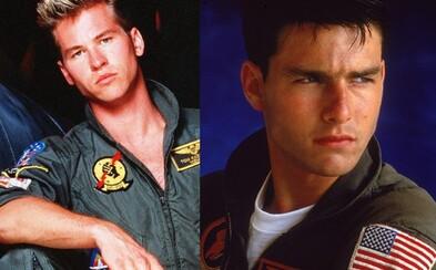 Do Top Gun 2 sa okrem Toma Cruisea vráti aj Val Kilmer. Zopakuje si rolu ambiciózneho pilota Icemana