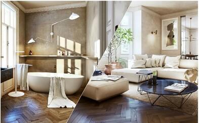 Do těchto milionových nemovitostí v Praze se budeš chtít hned nastěhovat