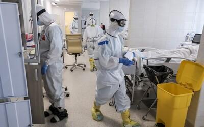 Do Veľkej noci začnú hospitalizácie klesať a lockdown nebude treba. Predpoveď dáva Slovensku nádej