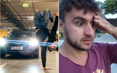 Do youtubera Taryho se obul celý český internet. Za nezodpovědnou a nebezpečnou jízdu autem se omluvil