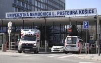 Dobrá správa: Pacientka s COVID-19 hospitalizovaná v Košiciach má negatívne testy