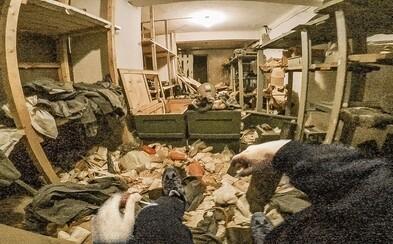 Dobrodruh objavil pod továrňou plne zásobený sovietsky bombový kryt. Hlboko pod zemou sa ukrývajú uniformy aj predmety nutné na prežitie