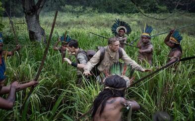 Dobrodruhovia Tom Holland a Charlie Hunnam v akčnom traileri urputne bojujú za svoj celoživotný sen proti divokým domorodcom starovekej civilizácie