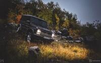 Dobrodružné potulky zákutiami Slovenska v plejáde najmodernejších SUV-čiek z dielne značky Mercedes-Benz