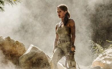 Dobrodružný Tomb Raider s oscarovou Aliciou Vikander oznamuje koniec natáčania. Film má už na starosti produkčný štáb