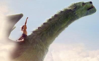 Dobrodružstvo chlapca a jeho draka je najpríjemnejším filmom letnej sezóny (Recenzia)