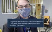 Dobroslav Trnka to dotiahol na web americkej vlády, zakázali mu vstup do USA