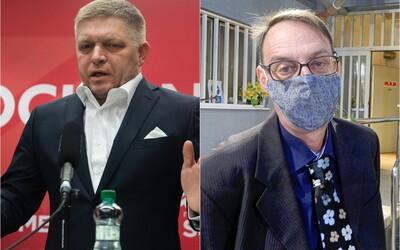 Dobroslav Trnka vraj pustil Ficovi časť Gorily o financovaní Smeru oligarchami: Postav sa a vypadni, zareagoval údajne expremiér