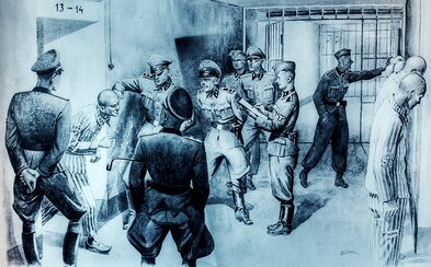 Dobrovoľne odišiel do Osvienčimu, aby získal tajné informácie o chode koncentračného tábora