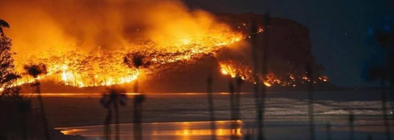 Dobrovolný hasič v Austrálii: Byl jsem ochoten ztratit svůj dům při záchraně domů jiných lidí (Rozhovor)