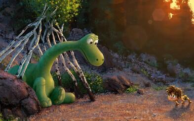 Dobrý Dinosaur od Pixaru nám ukazuje, čo by sa stalo, keby dinosaury nikdy nevyhynuli