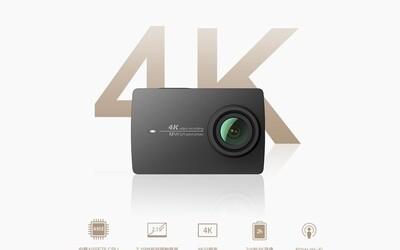 Dočkali sme sa. Akčná kamera Xiaomi Yi 2 prináša 4K videá, lepšiu výdrž a úplne nový dizajn