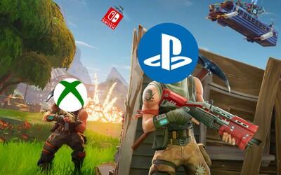 Dočkali sme sa! Fortnite na PS4 dostáva cross-play, a tak si zahráme už aj proti súperom na PC či mobiloch