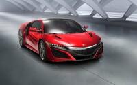 Dočkali sme sa! Nová Honda NSX prichádza, má 4 motory a výkon približne 550 koní