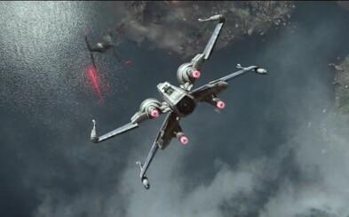 Dočkali sme sa! Nové Star Wars nás epickým trailerom vracia späť do krásneho detstva