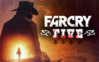 Dočkáme se brzy nového Far Cry? Na internetu se rozšířily teorie, podle kterých se ocitneme na Divokém západě