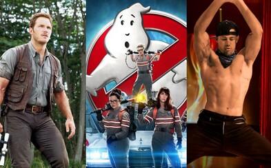 Dočkáme sa mužskej verzie Ghostbusters s Channingom Tatumom a Chrisom Prattom?