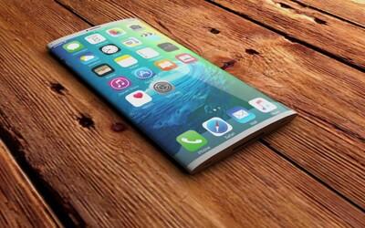 Dočkáme se iPhonu se zahnutým displejem? Apple chce nahradit Retinu za flexibilní OLED technologii