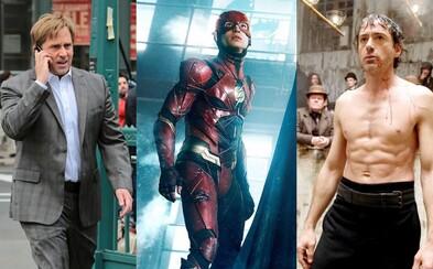 Doctor Dolittle s Robertom Downeym Jr. sa presúva a Robert Zemeckis natočí skutočný príbeh so Steveom Carellom. Čo bude s Flashom z DCEU?