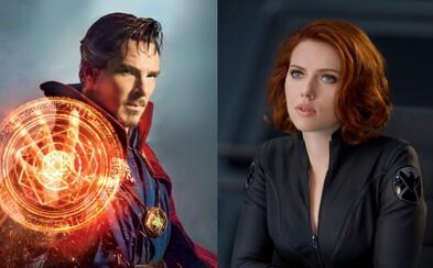 Doctor Strange 2 možno predstaví démona menom Nightmare a Scarlett Johansson spája sily s režisérom tretieho Thora