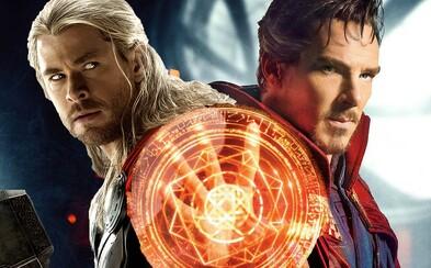 Doctor Strange a Thor opäť spájajú sily v Blu-ray bonusoch magického dobrodružstva